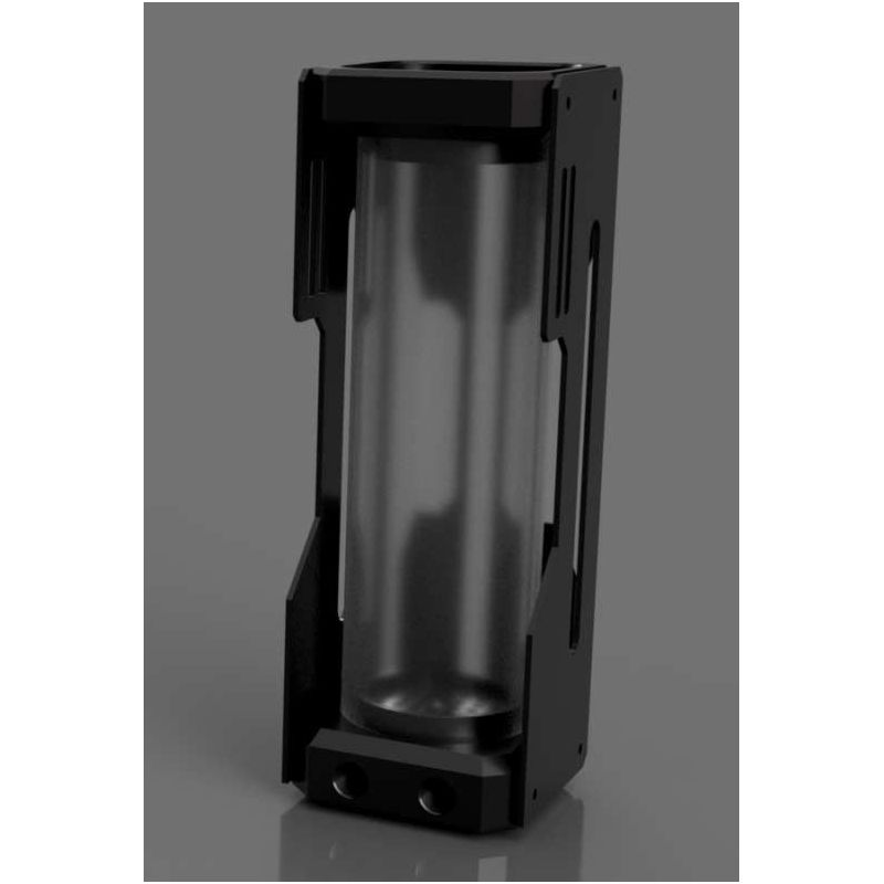 hybrid cooling modding réservoir RX 150 watercooling