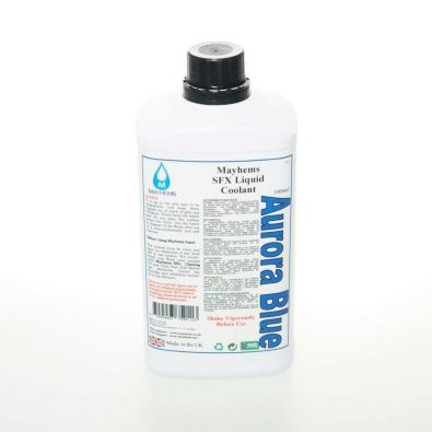 Liquide watercooling Mayhems Aurora Blue Premix 1 litre