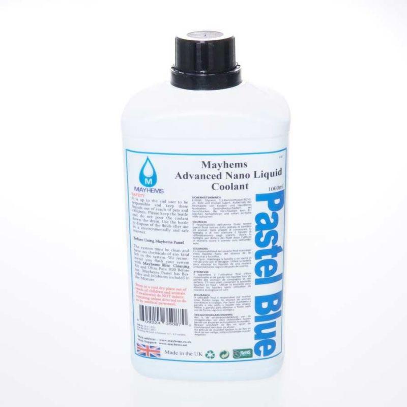 Liquide watercooling Mayhems Pastel Blue Premix 1 litre