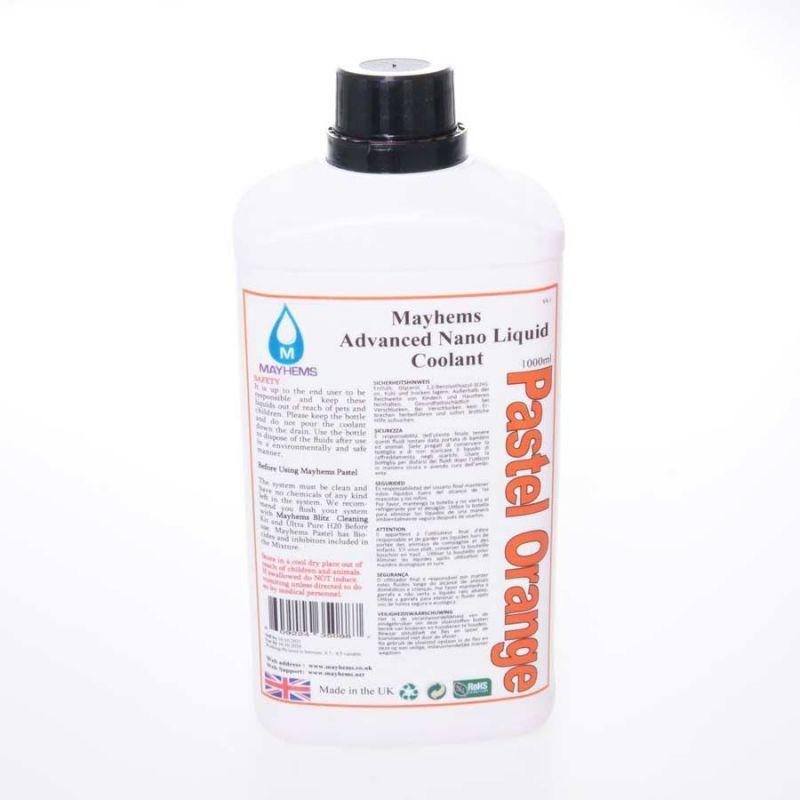 Liquide watercooling Mayhems Pastel Orange Premix 1L