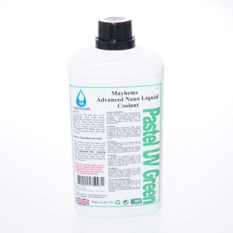 Liquide watercooling Mayhems Pastel UV Green Premix 1L