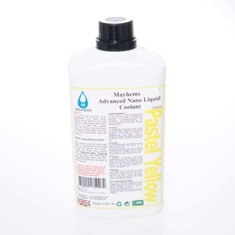 Liquide watercooling Mayhems Pastel Yellow Premix 1L