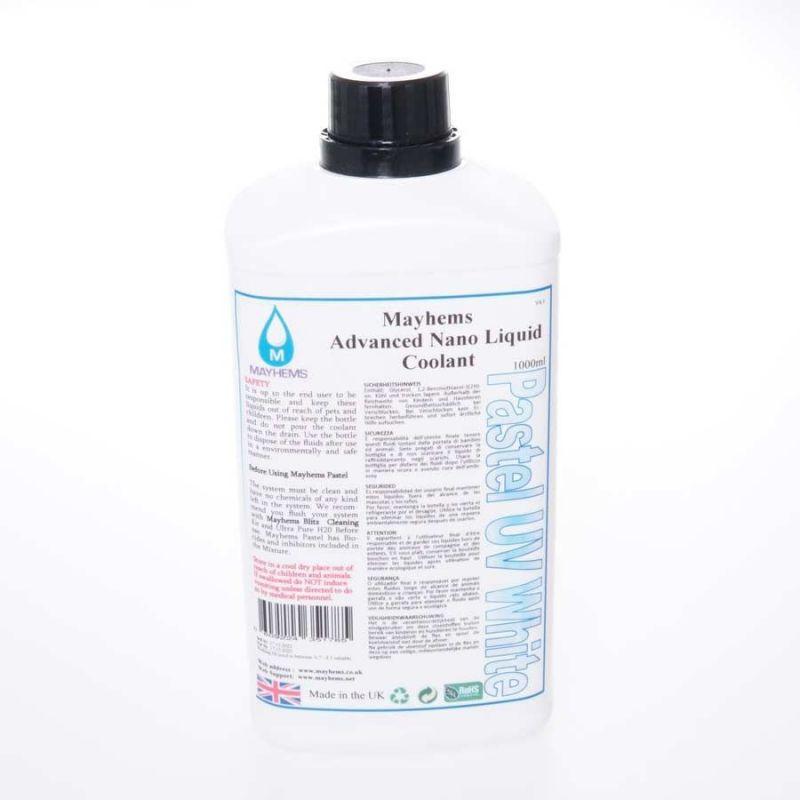Liquide watercooling Mayhems Pastel UV White Premix 1L