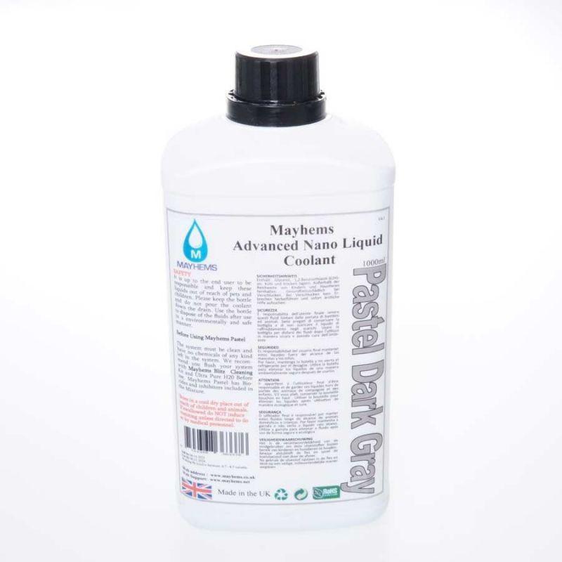 Liquide watercooling Mayhems Pastel Dark Gray Premix 1L