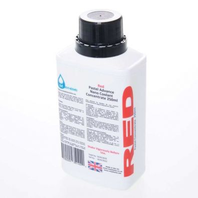 Liquide watercooling Mayhems Pastel rouge concentré - 250ml