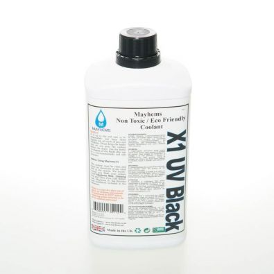 Liquide watercooling Mayhems X1 noir Premix 1L