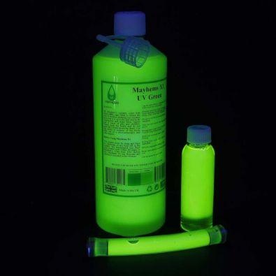 Liquide watercooling Mayhems X1 UV vert Premix 1L