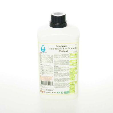 Liquide watercooling Mayhems X1 UV jaune vert Premix 1L