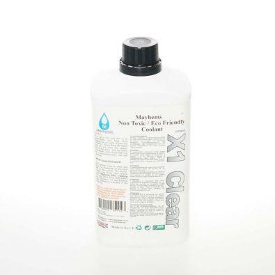 Liquide watercooling Mayhems X1 UV transparent Premix 1L