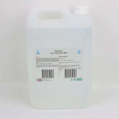 Liquide watercooling Mayhems Ultra Pure H2O Premix 5L