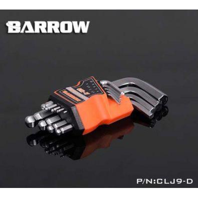 Barrow CR-VShort CLJ9-D - jeu de clef 6 pans