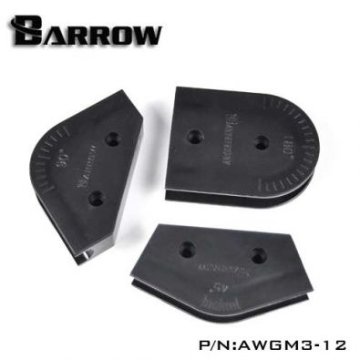 Barrow AWGM3-12 - kit de cintrage ABS 12mm