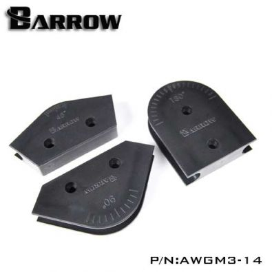 Barrow AWGM3-14 - kit de cintrage ABS 14mm