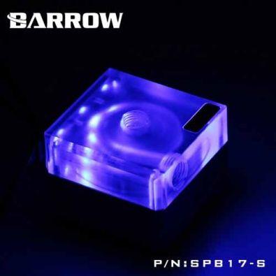 Barrow SPB17-S - Pompe watercooling Barrow DDC PWM