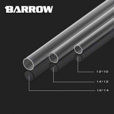 Barrow YK14-12 - tube rigide acrylique 12x14mm