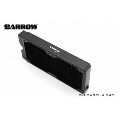 Barrow Dabel-a 240 : radiateur watercooling 240mm (34mm)