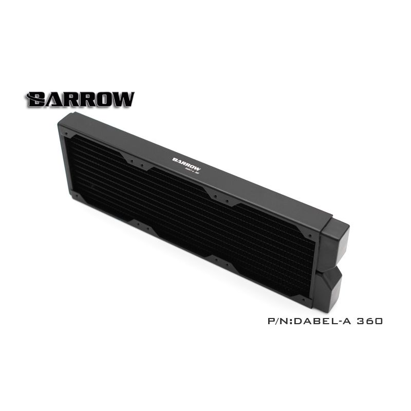 Barrow Dabel-a 360 : radiateur watercooling 360mm (34mm)