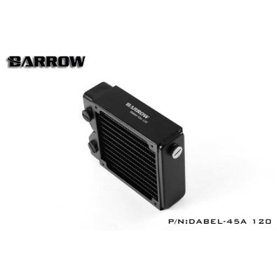 Barrow Dabel-45a 120 : radiateur watercooling 120mm (45mm)