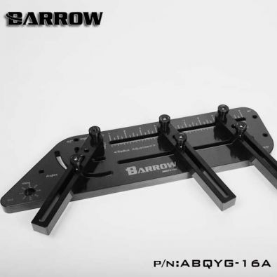 Barrow ABQYG-16A - Kit de cintrage premium