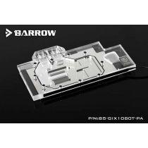 Barrow BS-GIX1080T-PA - waterblock GPU AORUS GTX 1080 Ti Xtreme