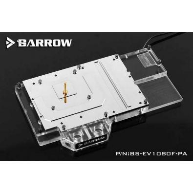 Barrow BS-EV1080F-PA - waterblock GPU EVGA GTX 1080 et GTX 1070 FTW GAMING