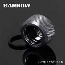 Barrow TFYKN-T16 - embout droit pour tube rigide 16mm (silver)