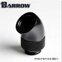 Embout Barrow TWT45-B01 - embout rotatif 45° M/F noir
