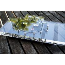 Waterblock GPU RTX 2070 SUPER KFA2 EX 1-Click OC