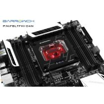 Barrowch FBLTFHI-04N Waterblock CPU Intel Digital Display